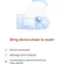 Mi Wifi Repeater 2 Connection Timed Out
